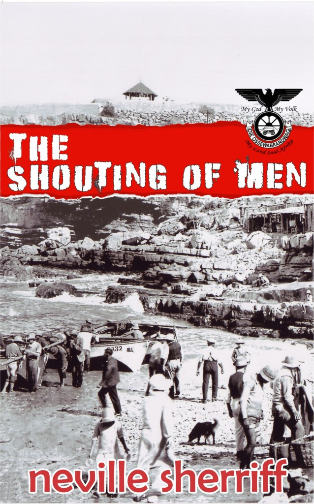 Shouting of Men novel